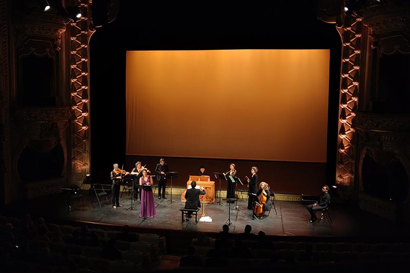 Soirée baroque à l'Opéra