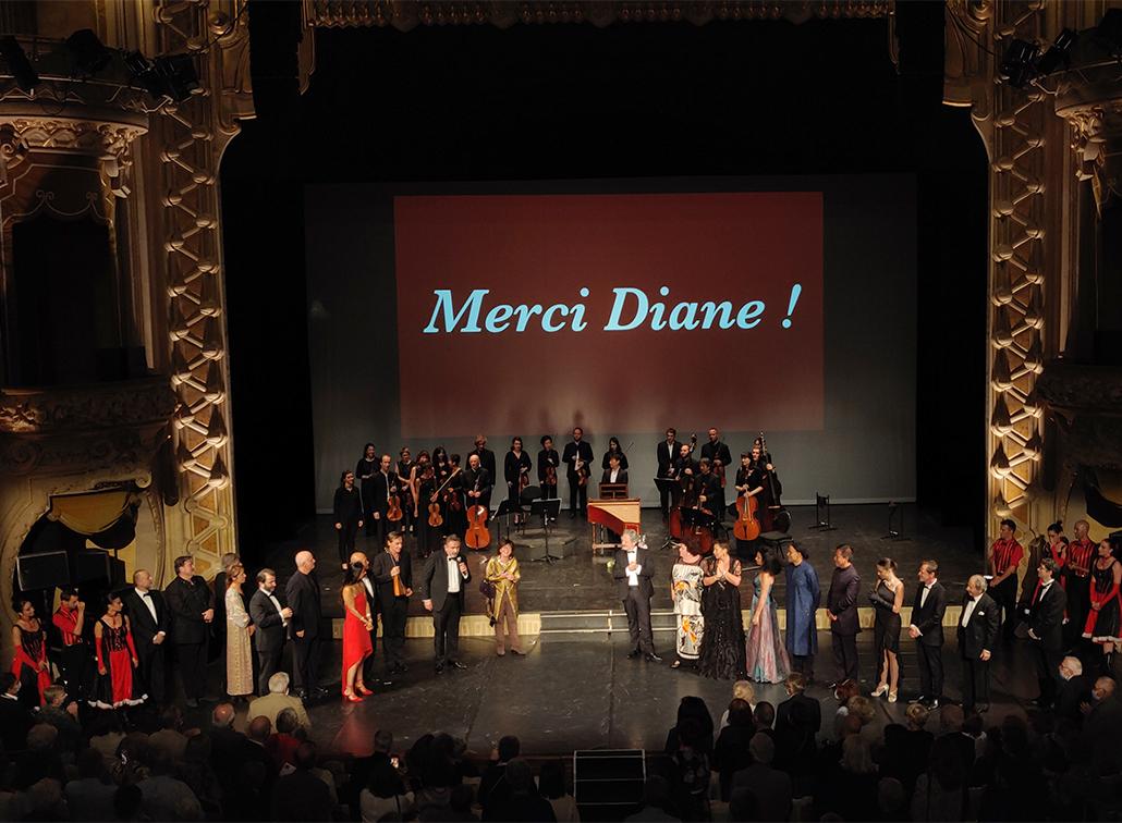 Hommage à Diane Polya-Zeitline