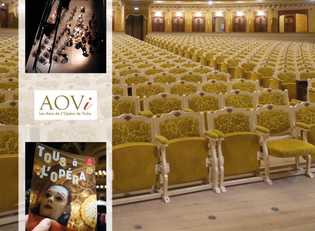 Nous accompagnons l'Opéra dans son développement artistique et culturel