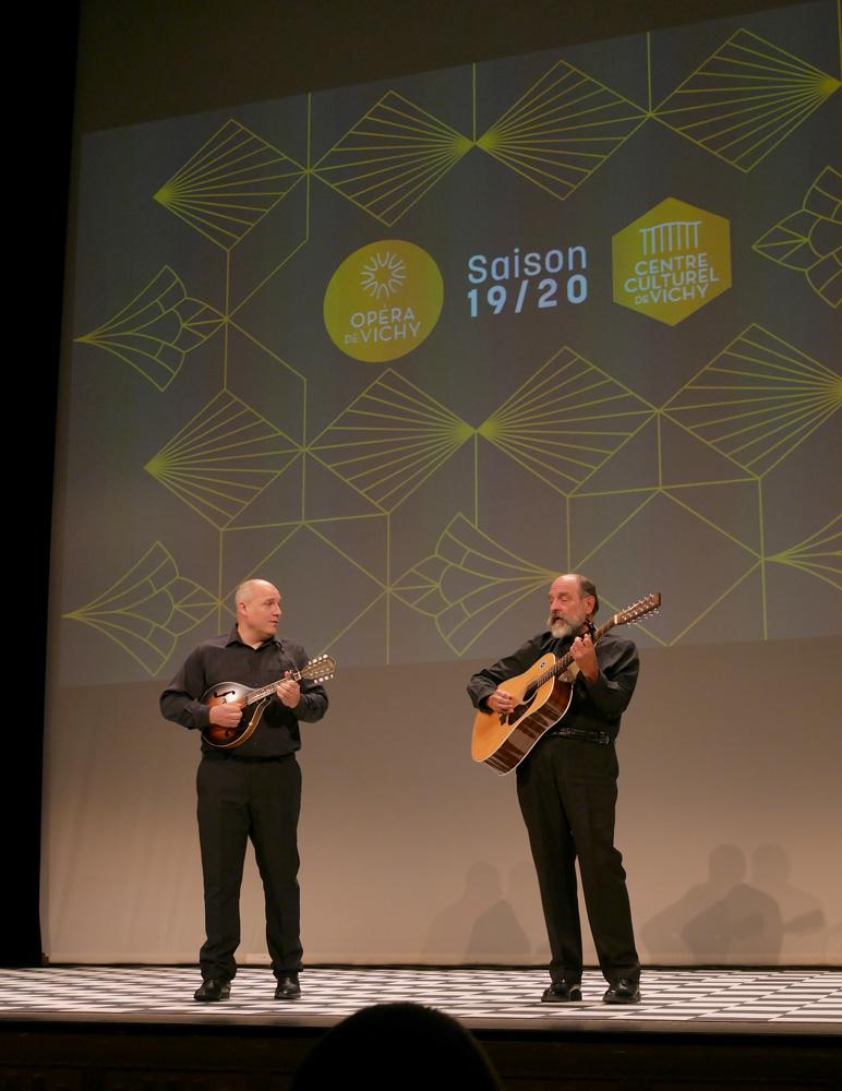Présentation de la saison 2019/2020 de l'Opéra et du Centre Culturel de Vichy