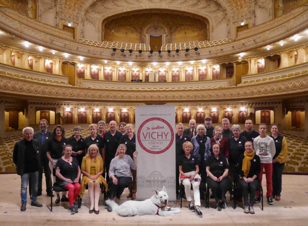 L'AOVi soutient la candidature de Vichy au Patrimoine Mondial de l'UNESCO
